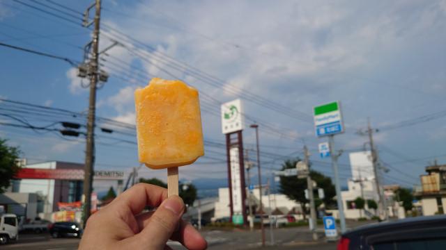 夏のアイス