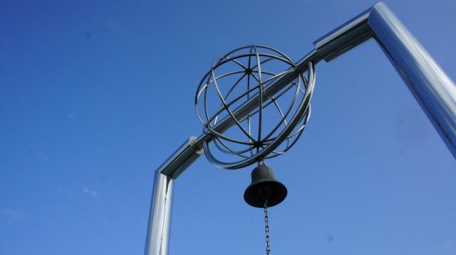 チキウ岬の鐘