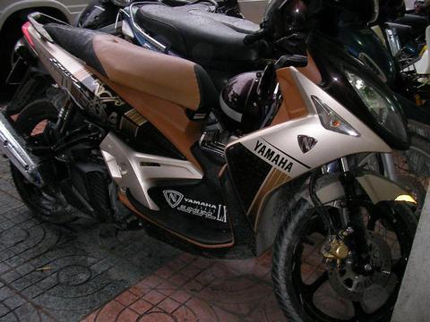 なんてバイク?